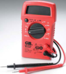 Gardner Bender GDT-311 Digital Multimeters AC Voltage, DC Voltage, and Resistance