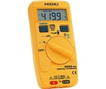 Hioki 3255-50 Digital Multimeter up to CAT III 600V, 4199 count display