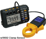 Hioki 3290-10 Clamp On Meter AC/DC measure up to 2000A with integral time ratio measurement