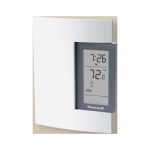 Honeywell TL8100 7-Day Programmable Hydronic Thermostat
