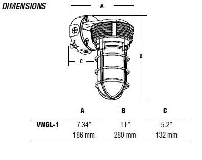 Hubbell outdoor lighting vwgl 1 11w vaporite led globe refractor hubbell outdoor lighting vwgl 1 11w vaporite led globe refractor wall mount 120 277v 4100k 757 lumens frosted glass lens wet location gray finish aloadofball Images