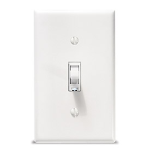 Insteon 2466DW ToggleLinc Dimmer - INSTEON Remote Control Dimmer Switch, White