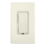 Insteon 2476DAL Switchlinc Dimmer - INSTEON Remote Control Dimmer, Almond