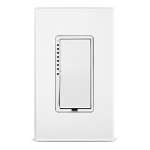 Insteon 2477DH SwitchLinc - INSTEON Remote Control Dimmer (Dual-Band), High Wattage, White