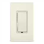 Insteon 2477DLAL SwitchLinc - INSTEON Remote Control Dimmer (Dual-Band), Light Almond
