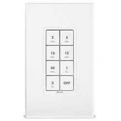 insteon 2484dwh8 keypadlinc timer insteon 8 button countdown wall switch ti. Black Bedroom Furniture Sets. Home Design Ideas