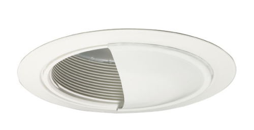 Juno Recessed Lighting 213W-WH (213G3W-WH) 5  Compact Fluorescent Wall Wash Baffle Trim White Baffle ...  sc 1 st  Electric Bargain Store & Juno Recessed Lighting 213W-WH (213G3W-WH) 5