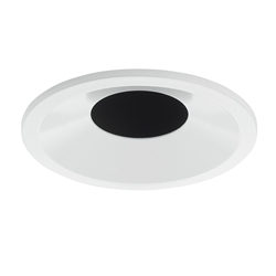 juno aculux recessed lighting 2307bhz wh sf 2dbv bd whsf 2 round. Black Bedroom Furniture Sets. Home Design Ideas