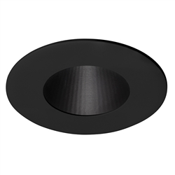 juno aculux recessed lighting 2318bhz bl sf 2apinlg bd blsf 2 round. Black Bedroom Furniture Sets. Home Design Ideas