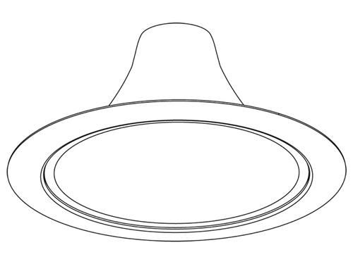 Juno Recessed Lighting 27HYP3-W-WH (27HYP3 WWH) 6