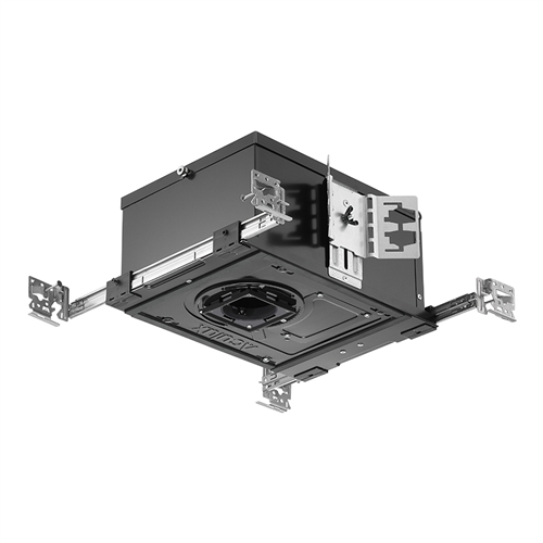 Juno aculux recessed lighting ic207lsqd 840 n 1 2 inch led new juno aculux recessed lighting ic207lsqd 840 n 1 2 inch led new construction ic square housing aloadofball Images