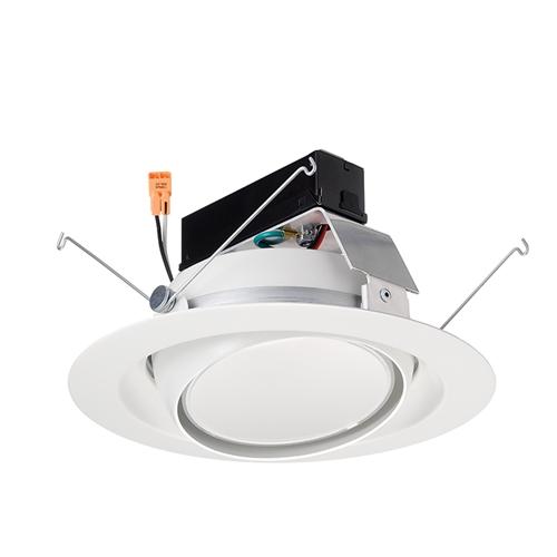 Juno recessed lighting j6rleg4 27k 9 wh 6 gen 4 retrofit led juno recessed lighting j6rleg4 27k 9 wh 6 gen 4 retrofit led eyeball trim module 900 aloadofball Images