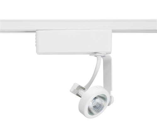 Juno Track Lighting R731WH (R731 WH) Trac Lites Low Voltage Gimbal Ring with Transformer White Color  sc 1 st  Electric Bargain Store & Juno Track Lighting R731WH (R731 WH) Trac Lites Low Voltage Gimbal ...