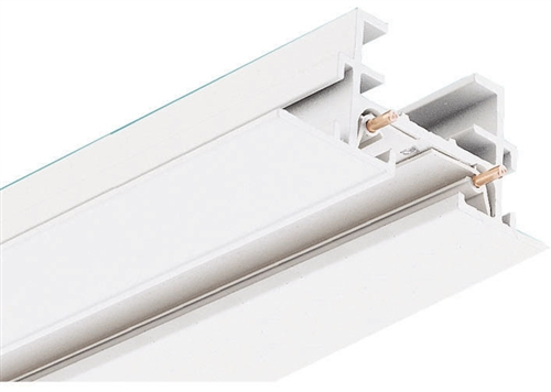 Juno Track Lighting T14WH  TREC 4FT WH  4 ft Track   Trac Master Recessed  Trac Track System  White ColorJuno Track Lighting T14WH  TREC 4FT WH  4 ft Track   Trac Master  . Recessed Track Lighting Prices. Home Design Ideas