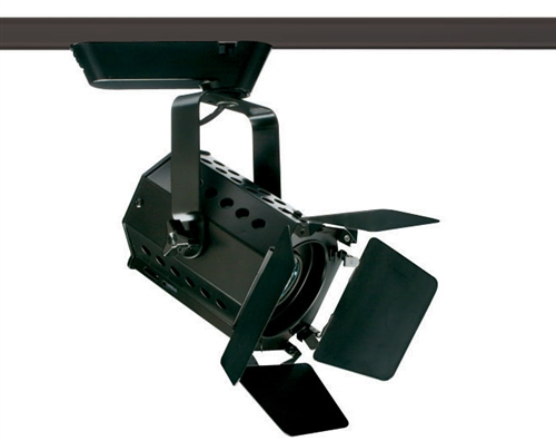 Juno track lighting t290bl t290 bl theatrical light low voltage juno track lighting t290bl t290 bl theatrical light low voltage 75w mr16 black color aloadofball Images