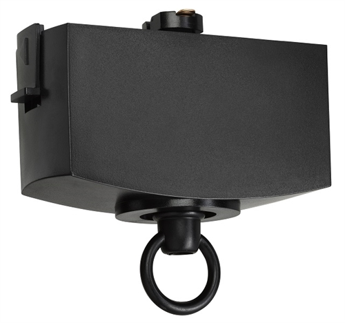 Track lighting t31bl t31 bl trac master pendant adapter black color juno track lighting t31bl t31 bl trac master pendant adapter black color mozeypictures