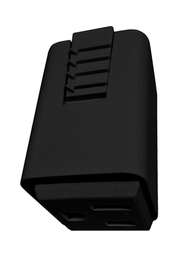 Track lighting t33bl t33 bl trac master outlet adapter black color juno track lighting t33bl t33 bl trac master outlet adapter black color aloadofball Gallery