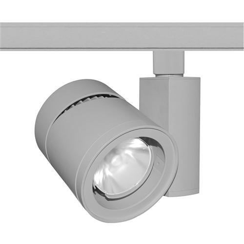 vertical track lighting. Juno Track Lighting T385L-3HCWSL 39W Vertical Cylinder LED, 3000K Color Temperature, 90 CRI, T
