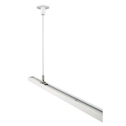 t track lighting. Juno Track Lighting T595-48-WH (T595 48IN WH) 48 Inch T-Bar Ceiling Cable Suspension Kit T 1