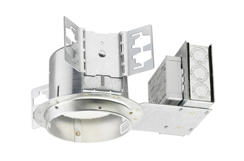 Juno Recessed Lighting TC1420LED3-35K-UCP 5  LED Standard Type New Construction Housing 1400 Lumens ...  sc 1 st  Electric Bargain Store & Juno Recessed Lighting TC1420LED3-35K-UCP 5