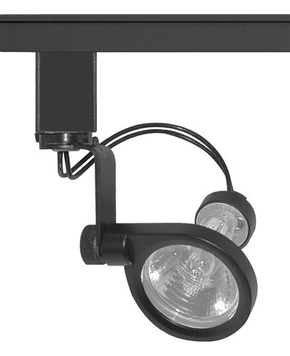 Track lighting tl110bl tl110 bl trac 12 gimbal ring 35w mr11 juno track lighting tl110bl tl110 bl trac 12 gimbal ring 35w mr11 bulb black color mozeypictures Image collections