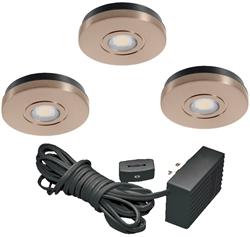 juno undercabinet lighting uk3stl 3k bz uk3stl 30k 80cri. Black Bedroom Furniture Sets. Home Design Ideas