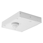 Juno Undercabinet Lighting ULH-DWMOC-WH (UDWMOC WH) Direct Wire Occupancy Sensor Module, White Finish
