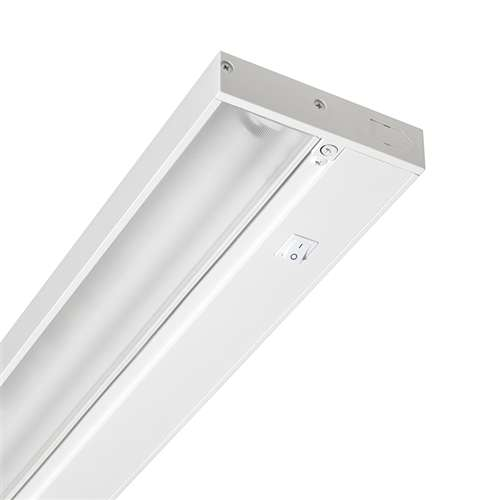 Juno Undercabinet Lighting UPF22 WH 6CP NS 22\