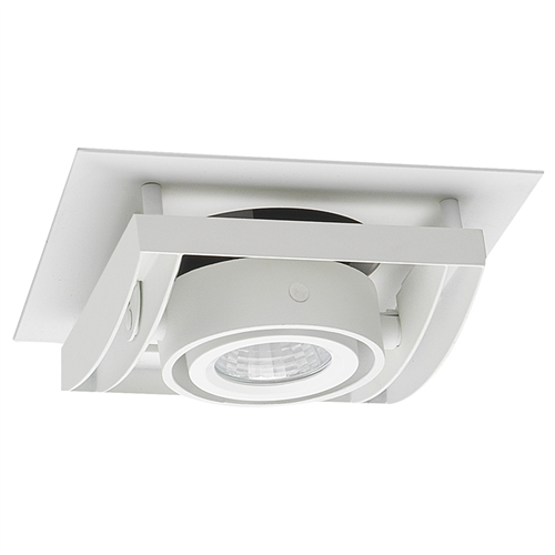 juno recessed lighting xr16101wh 4 low voltage avio square gimbal