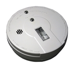 Kidde 0918 (0918E) (i9080) Battery Operated Ionization Smoke Alarm with Safety Light