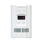 Kidde KN-COEG-3 (900-0113) AC Powered, Plug-In with Battery Backup Electrochemical Sensor Carbon Monoxide Alarm
