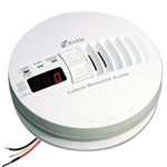 Kidde KN-COP-IC (900-0121) (21006407) AC Wire-In Carbon Monoxide Alarm Battery Back-Up and Digital Display