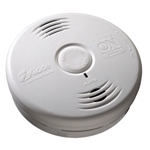 Kidde P3010B (21010067) Worry Free 10 Year Sealed Lithium Battery Operated Smoke Alarm for the Bedroom with Talking Voice Alarm