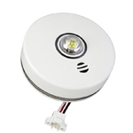 Kidde P4010ACLEDS-2 (21026872) AC 2-in-1 LED Strobe and 10-Year Smoke Alarm