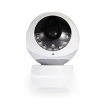 Kidde RemoteLync Wireless Camera, Wifi Camera for Indoor Monitoring Home Security
