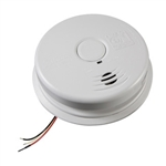 Kidde i12010S (21010407A) Worry Free 10 Year Sealed Lithium 120V AC Wire in with Battery Back up Smoke Alarm