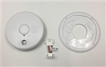 Kidde i12010S-KA-F Replacement Kit to Replace Old Firex 120V AC Wire-in Smoke Alarm with 10 Year Sealed Lithium Battery