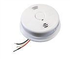 Kidde i12010SCO (21010408N) Worry Free 10 Year Sealed Lithium 120V AC Wire in with Battery Back up Combination Smoke and Carbon Monoxide CO Alarm