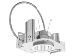 Lithonia LDN4 40/10 MVOLT EZ10 WL HSG U 4 inch Downlight LED 12 Watts 4000K 1000 Lumens Includes LED and Housing Wet Location