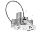 Lithonia LDN6 40/10 MVOLT EZ10 WL HSG 6 inch Downlight LED 12 Watts 4000K 1000 Lumens Includes LED and Housing Wet Location