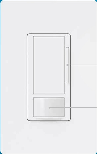 Lutron MS-Z101-WH Maestro 0-10V Dimmer and Occupancy