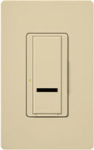 Lutron SPSF-S6AM-IV Spacer System 120V / 6A Digital Multi Location Switch in Ivory