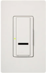 Lutron SPSF-S6AM-WH Spacer System 120V / 6A Digital Multi Location Switch in White