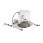 "Prescolite DBXQL 6"" IC/ Non IC Downlight Housing, 120V"