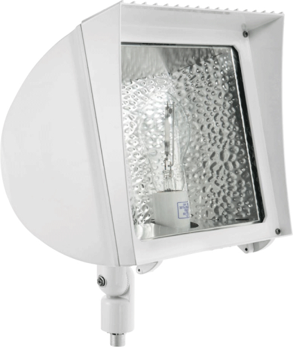 RAB FXH50QTW FlexFlood Light Swivel Mount 50W Metal Halide
