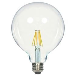 Satco S9257 6 5w G40 Filament Led Light Bulb Medium E26