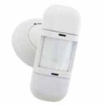 Square D Schneider Electric SLSWPS1500 24 VDC Wall Mounted Occupancy Sensor with Passive Infrared (PIR) White Color
