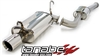 Tanabe Touring Medallion Exhaust for MK3 Supra