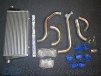 1JZ MK3 Supra Intercooler Kit for Stock Twins