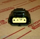 1JZ/2JZ TPS Connector 4 Pin